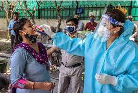 भारतमा थपिए साढे ४३ हजार संक्रमित