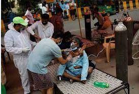 भारतमा एकै दिनमा ६० हजार संक्रमित दैनिक संक्रमितको संख्या घट्दो