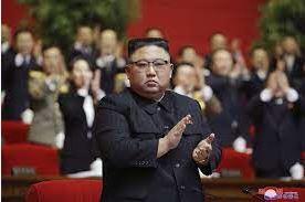 कृषि क्षेत्रले देशको माग धान्न नसकेकोमा उत्तर कोरियाली नेता किमको…