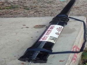 सोलुखुम्बुका कृषकलाई बाँदर धपाउने यन्त्र वितरण