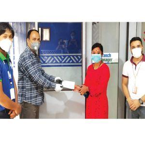 बैंक अफ काठमाण्डूद्वारा निक्षेप ग्राहकलाई बीमादाबी रकम भुक्तानी